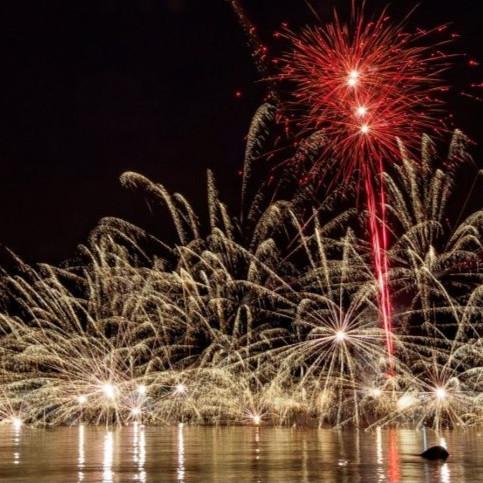 Millport Firework Night Swim