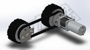 Our drivetrain steps up a gear!