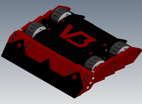 One month to build a combat robot.