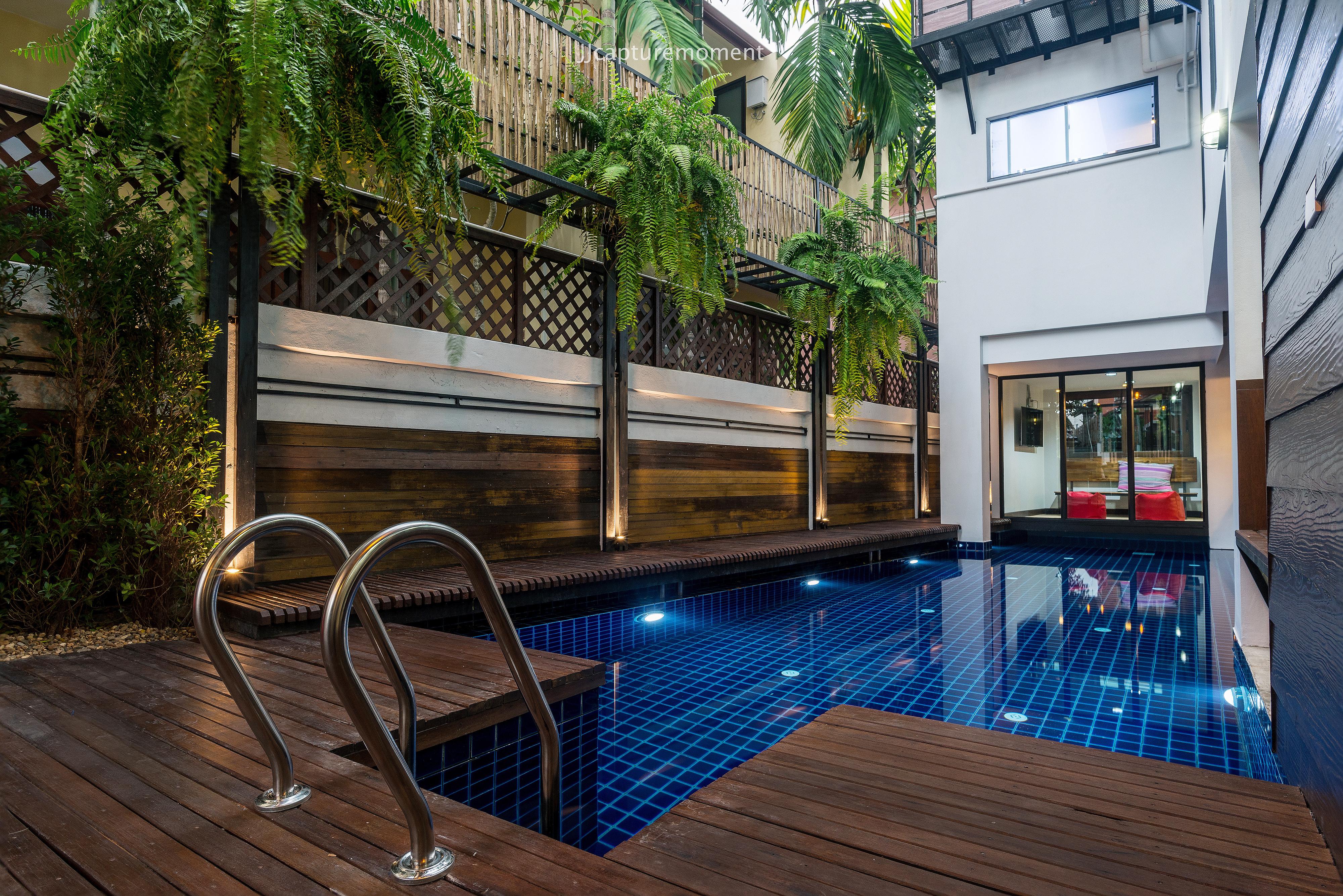33 Hostel Chiang Mai, Thailand.