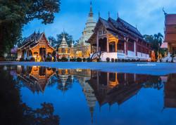 Wat Phra Singh temple.