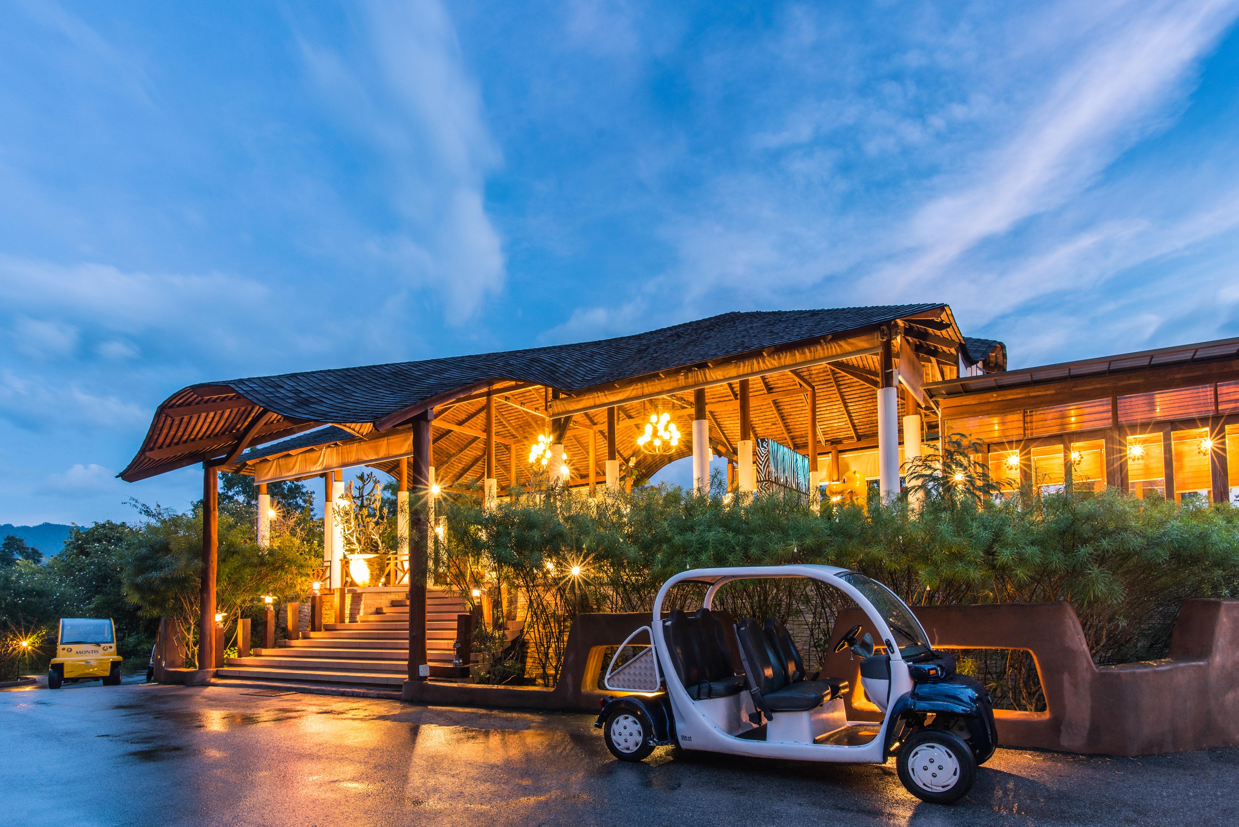 Montis Resort. Pai, Thailand.