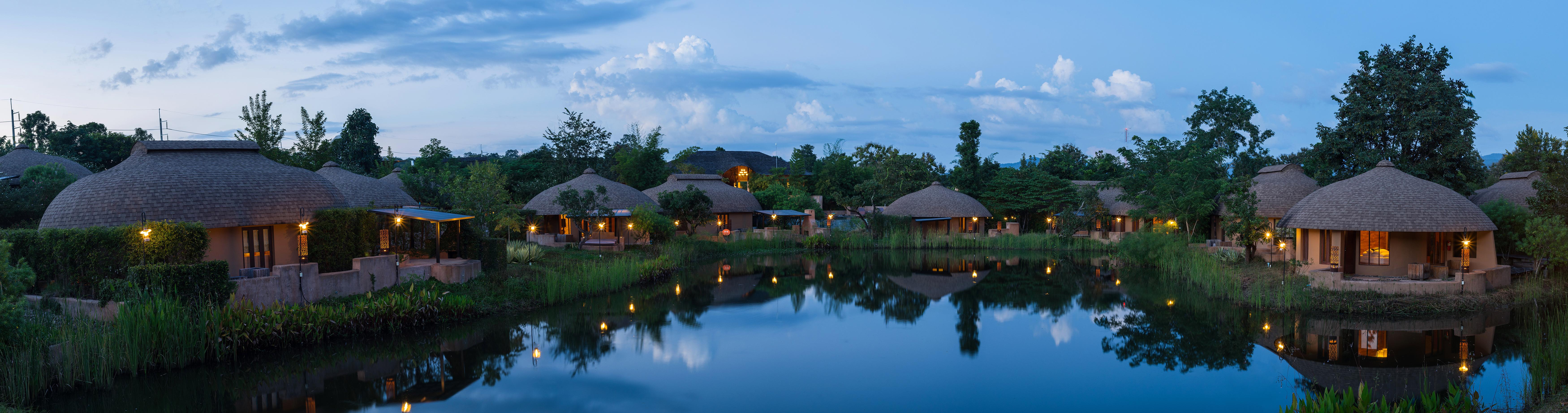 Montis Resort Pai, Thailand.