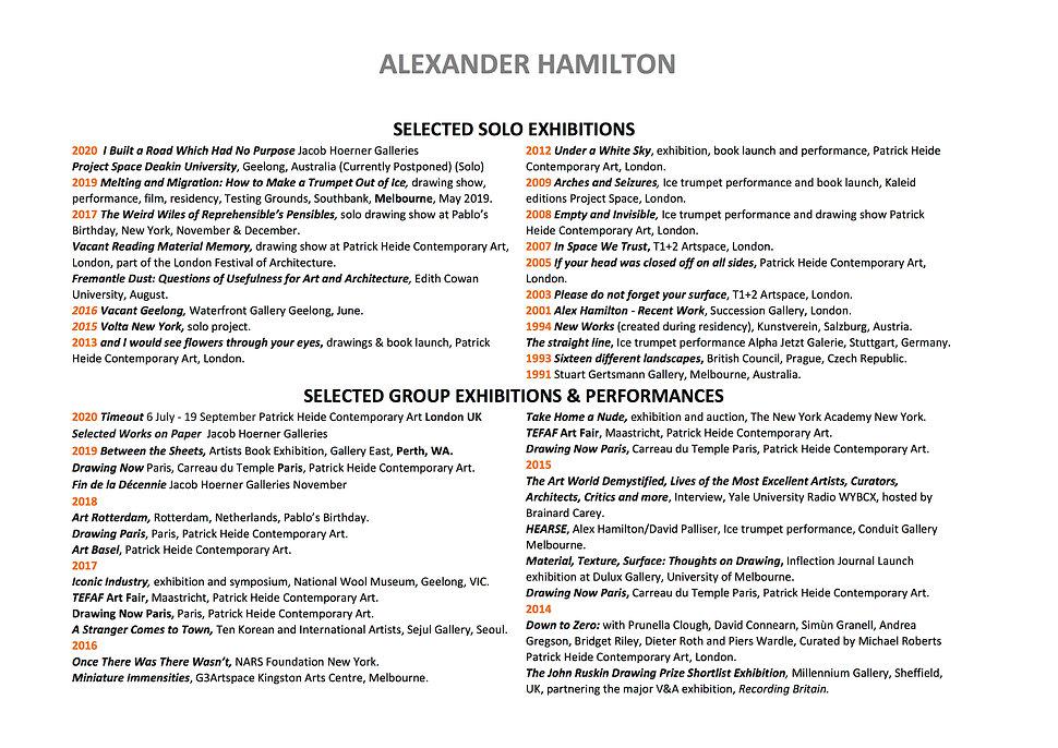 1 Alex Hamilton full CV September  2020.