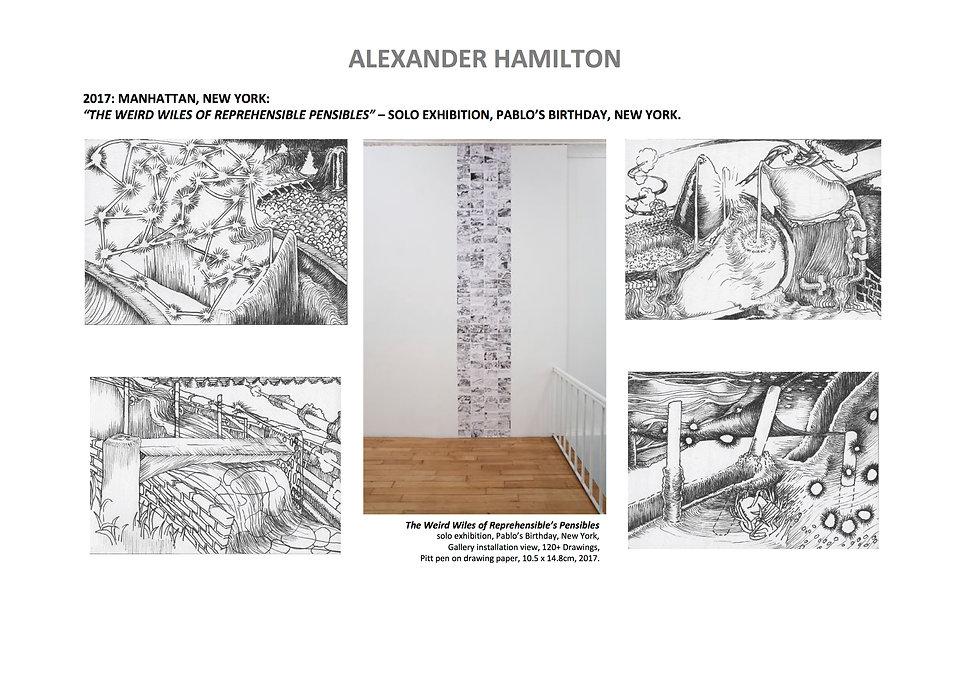 15 Alex Hamilton full CV September  2020