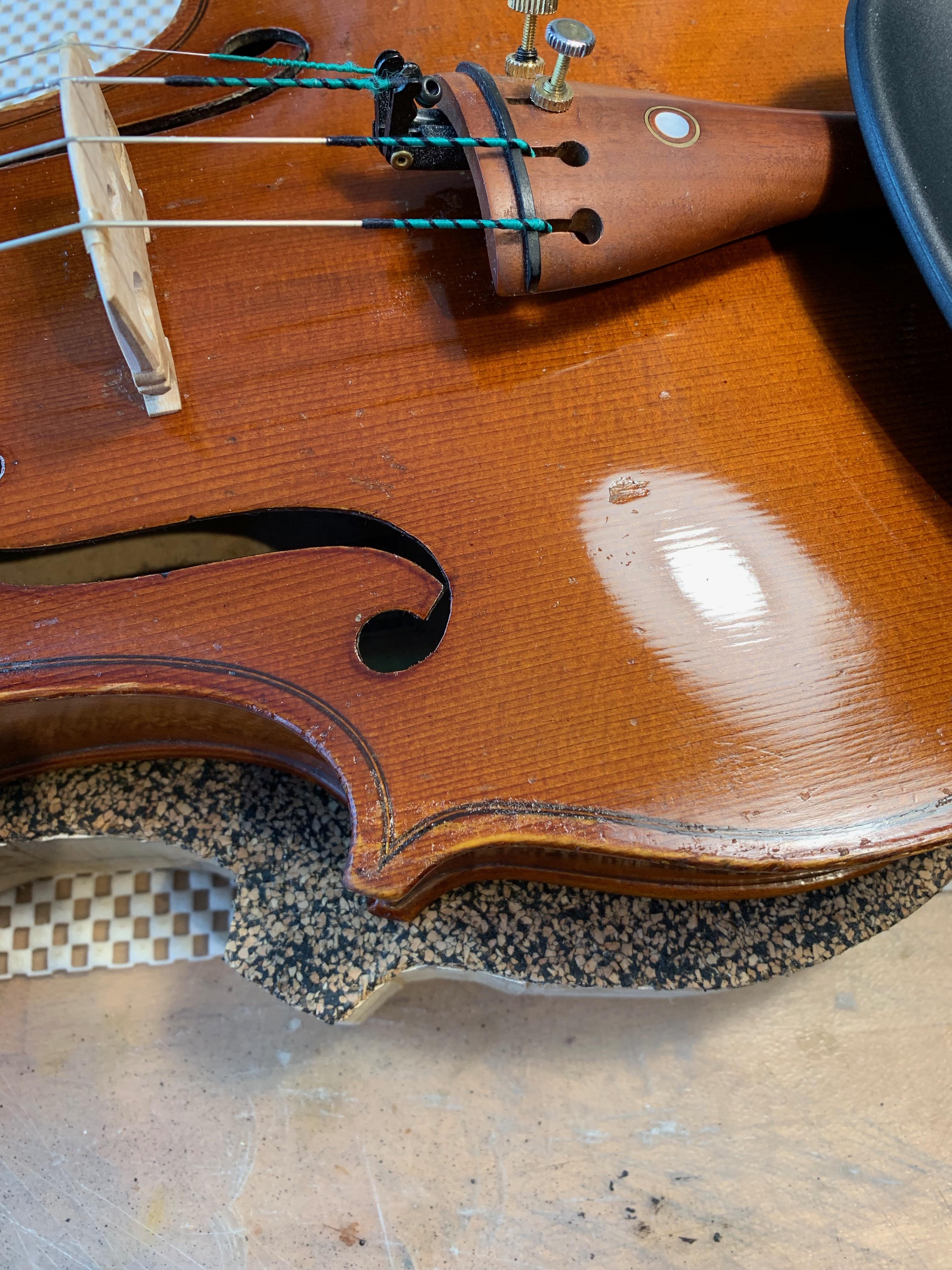Keman luthieri