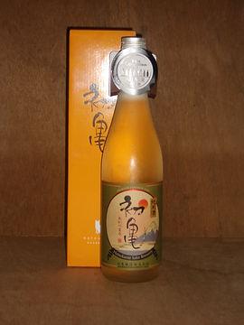 初亀純米酒「岡部丸」