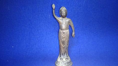 小仏像・誕生仏、銅造・金銅(室町~桃山時代)