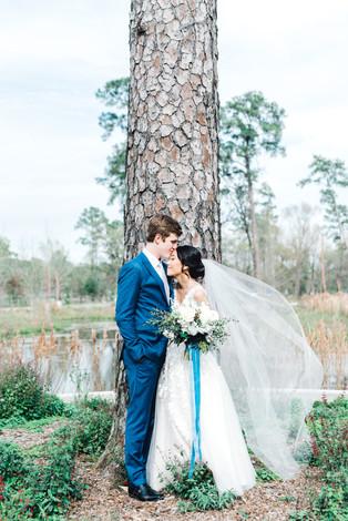 Melody & James' Beautiful Houston Wedding