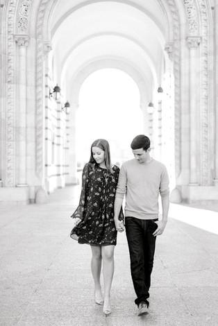 Rice University Engagement - Olivia & Jimmy