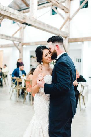 Jared & Jennifer's Wedding at The Meekermark