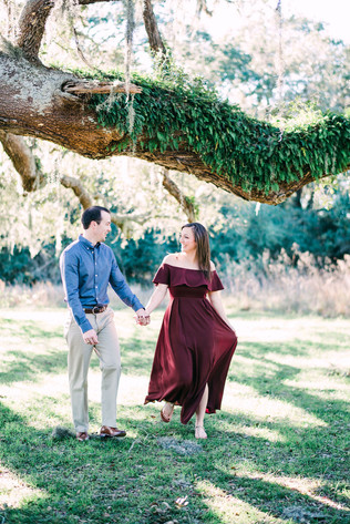 A fun/sun filled Engagement Session
