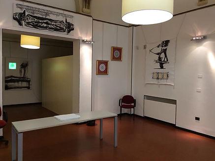 Robert Savani Exhibition 'Finchè morte non ci separi' Carpi Italy