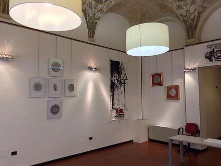 Roberta Savani Exhibition 'Finchè morte non ci separi' Carpi Italy