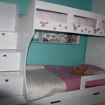 BUNKER BED 3 HWCK09