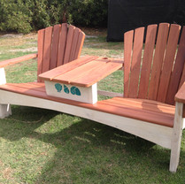 COUNTRY STYLE LOVE BENCH HWCP01