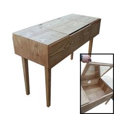 ASH DRESSER TABLE
