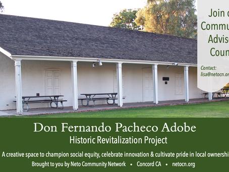 The Don Fernando Pacheco Adobe