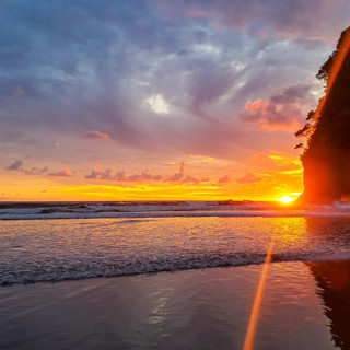 Watch the mesmerizing sunsets