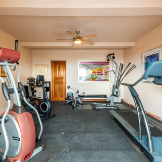 Don't skip a workout, use our gym!