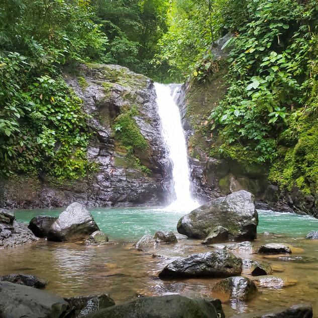 Visit stunning waterfalls