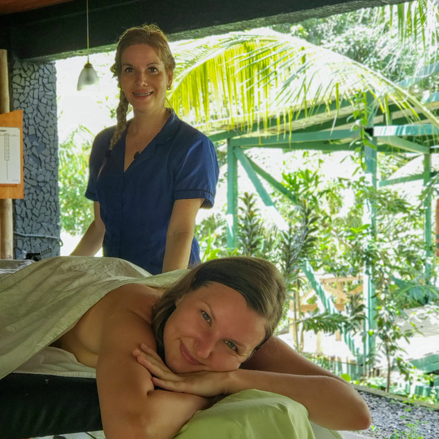 Get a massage from our certified practitioners