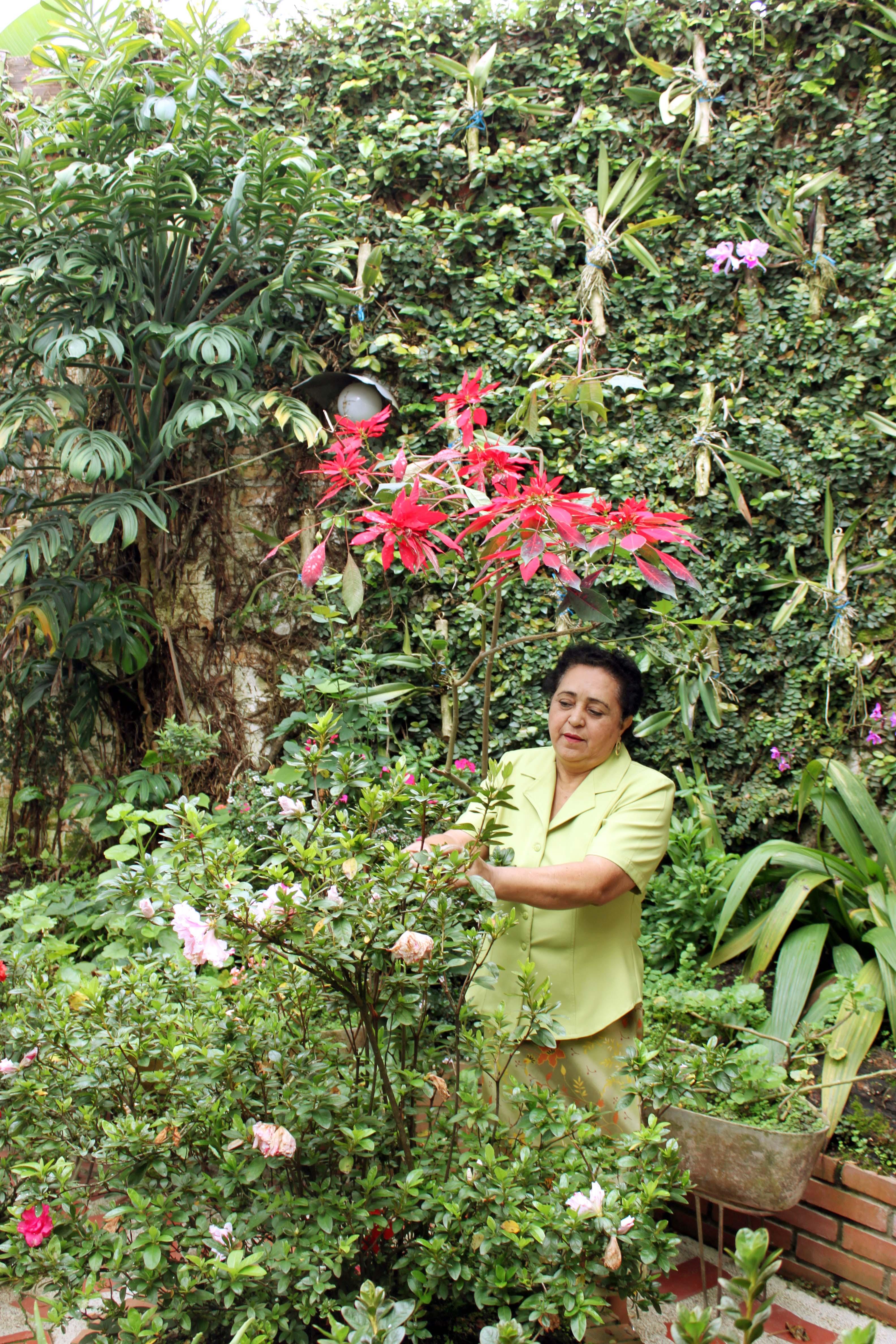 Floralba Galindez propietaria
