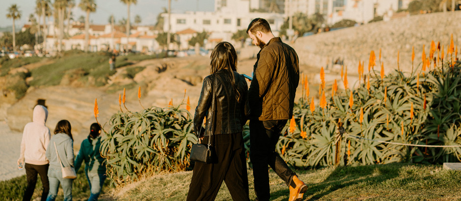 Cuvier Park Sunset Proposal (San Diego)