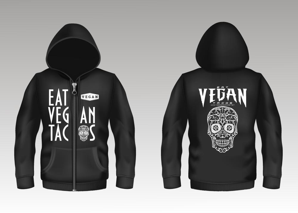 Eat Vegan Tacos Sweatshirt