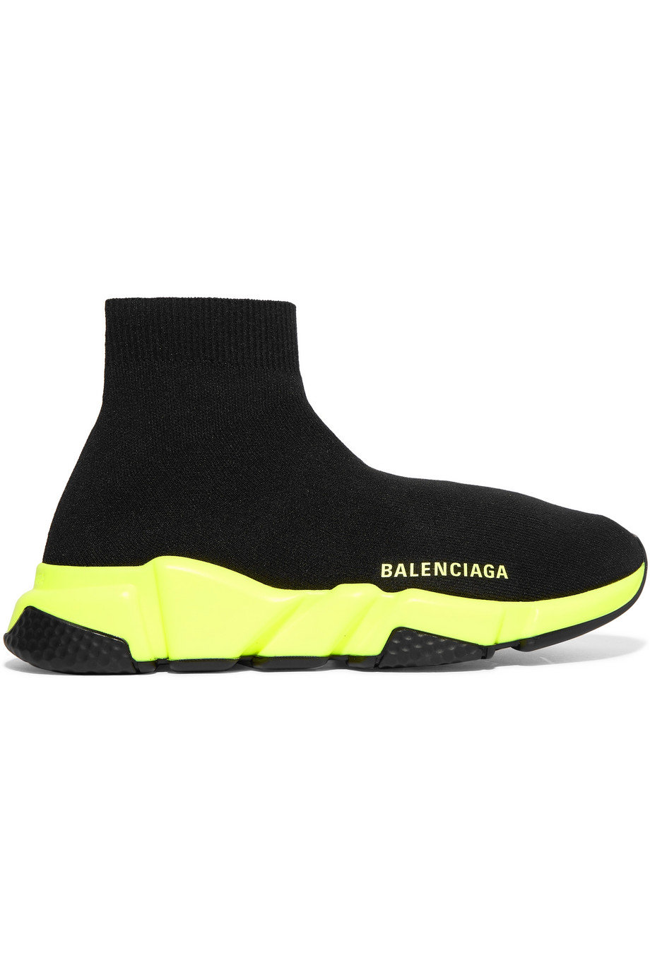 buying now best selling factory price Balenciaga Speed Trainer black and green