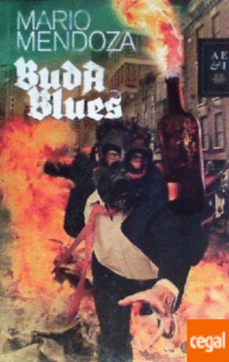 Buda Blues Libro Mario Mendoza