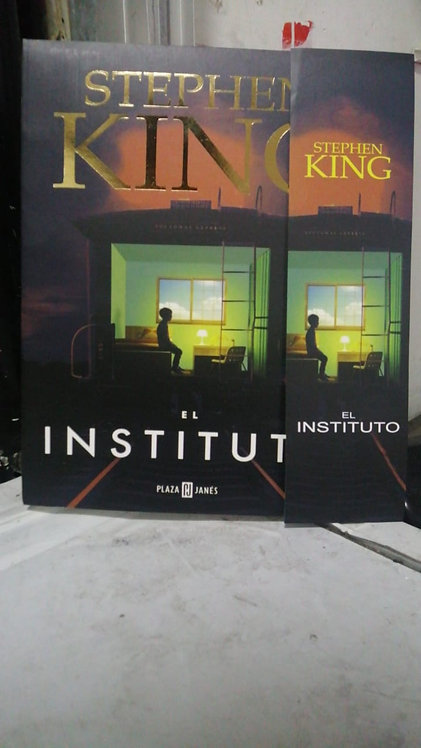 El Instituto Autor: Stephen King