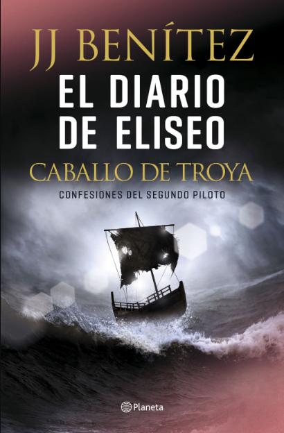 Original El Diario De Eliseo Original Caballo De Troya Libro J. J. Benítez