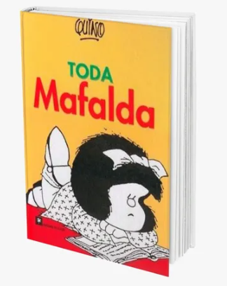 Todo Mafalda Completo Grande Autor Quino
