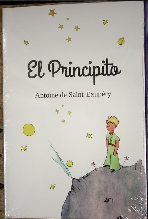 El Principito Libro Antoine de Saint-Exupery
