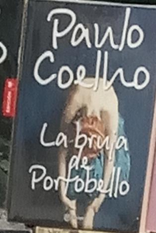 La Bruja de Portobello Libro Paulo Coelho