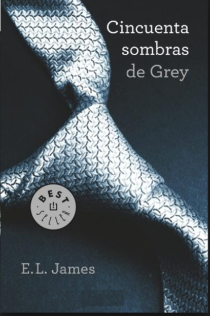 Sombras de Grey (Cincuenta sombras de Grey) Libro E.L. James