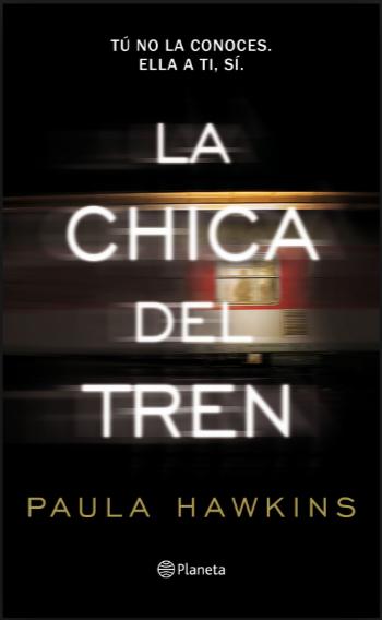 La chica del tren Libro Paula Hawkins