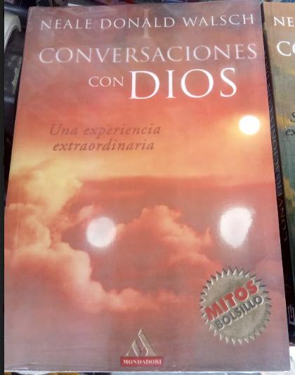 Conversaciones Con Dios Volumen 1 Una experiencia Extraordinaria Neale Walsch