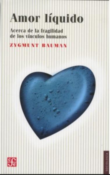 Amor Liquido Libro Zygmunt Bauman