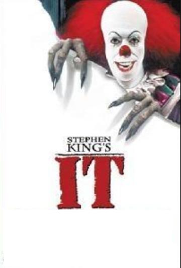 It (eso)  libro de Stephen Kings