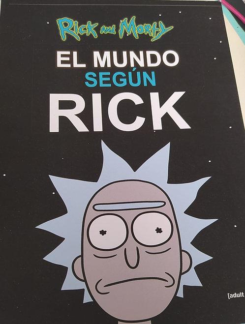 El Mundo De Rick Autor: Rick Ando Morty