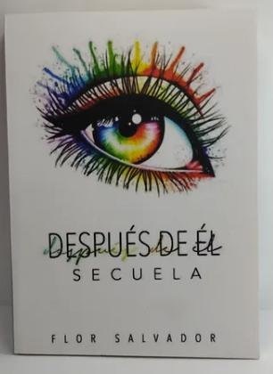 Despues De El saga  Boulevard  Autor Flor M Salvador