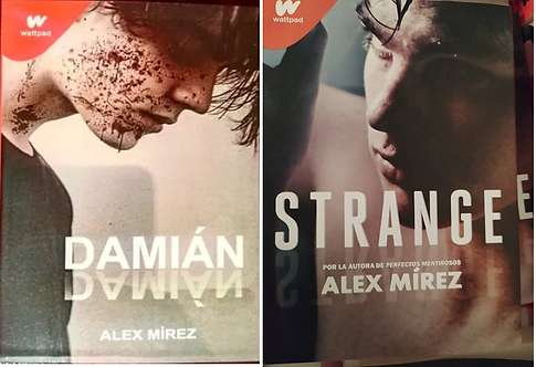 Strange + Damian Autor: Alex Mirez