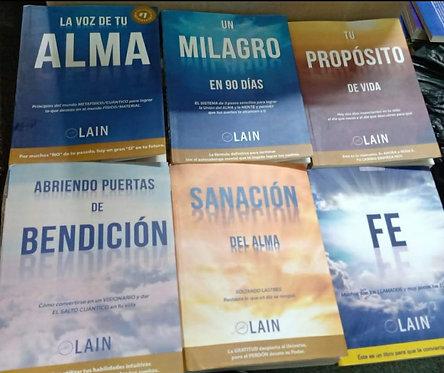 Colección Lain x 6 libros