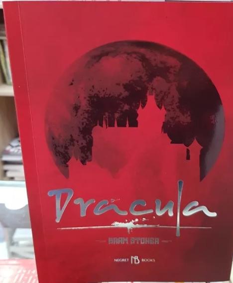 Dracula Ilustrado Color Original Bran Stoher
