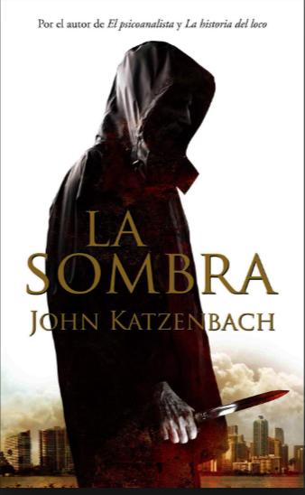 La Sombra libro John Katzenbach