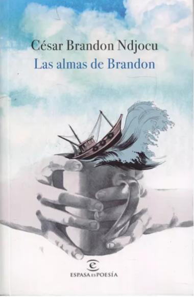 Almas de Brandon Libro Poemas
