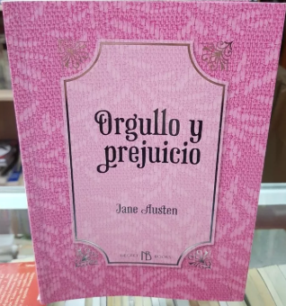 Orgullo y prejuicio Ilustrado Color Original Jane Austen
