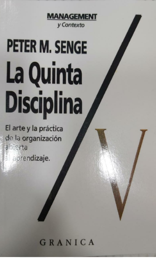 La Quinta Disciplina Libro Peter M. Senge